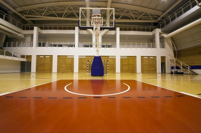 What Is the Purpose of the Semicircle in Basketball?