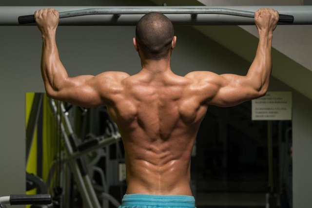 Why Are Pull-Ups Hard to Do?