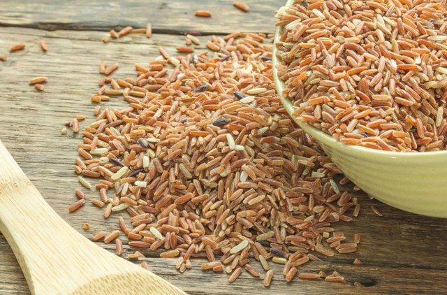 Bloating from Brown Rice