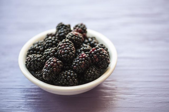 Medicinal Uses for Blackberries