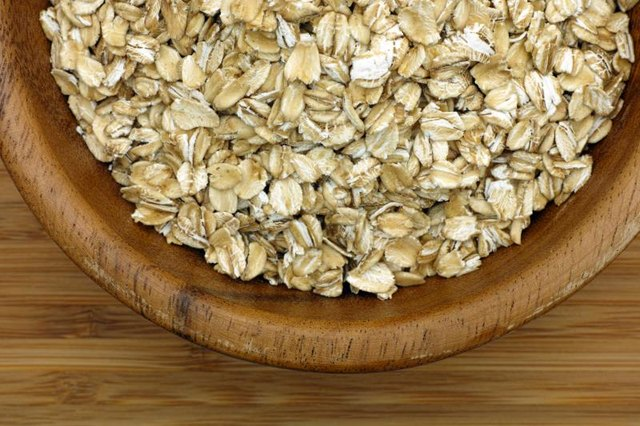 Rolled Oat Diet