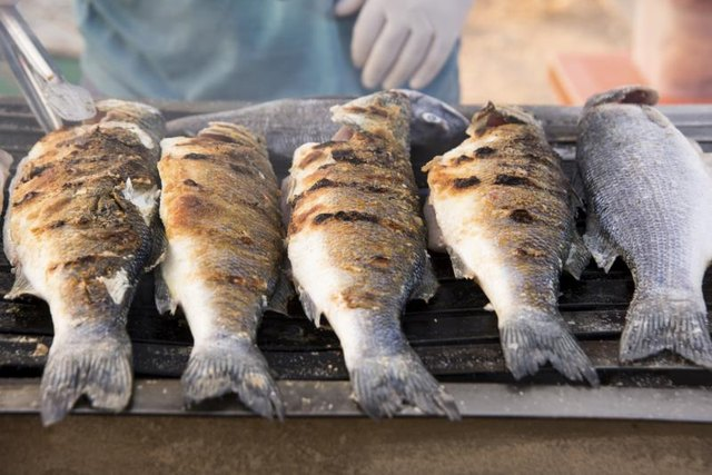 How to Grill Perch