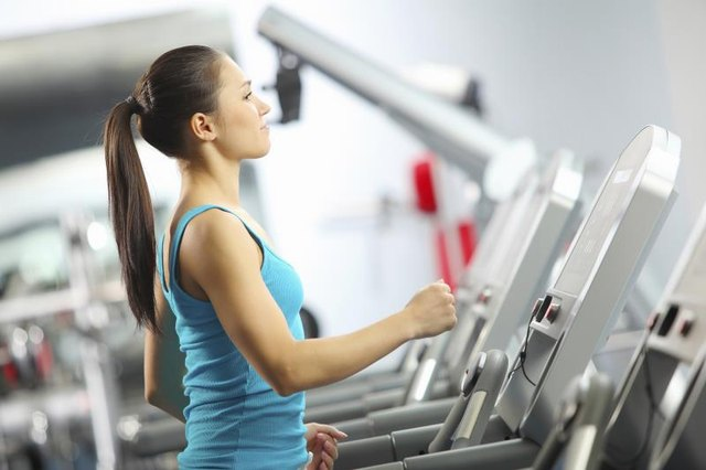 A Treadmill Workout to Reduce Thighs