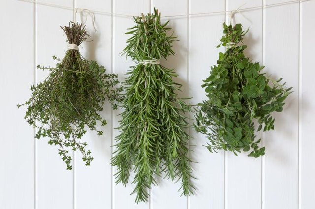 Fresh Herbs Vs. Dried Herb Substitution