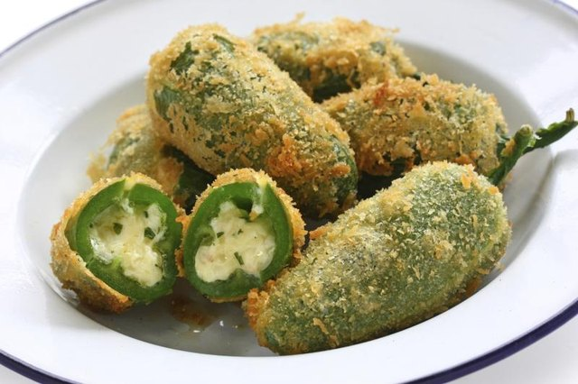 How to Get Breading to Stick When Making Jalapeno Poppers