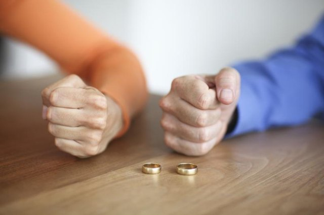 wedding laws on divorce with rings