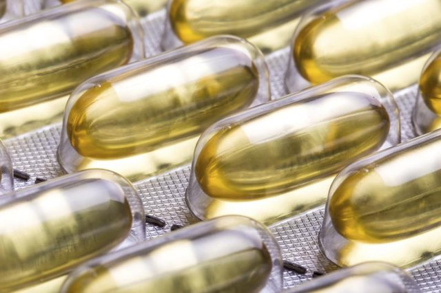 Does Fish Oil Give You a Bigger Butt?