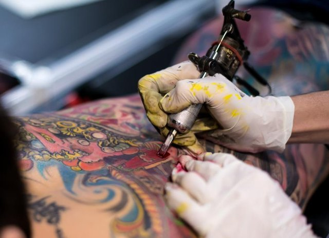 Tattoos and Tattooing