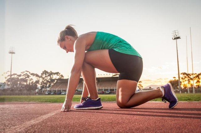 Training for Female Sprinters