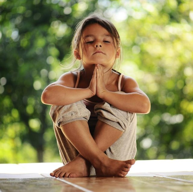 Yoga & Meditation for Kids With ADHD