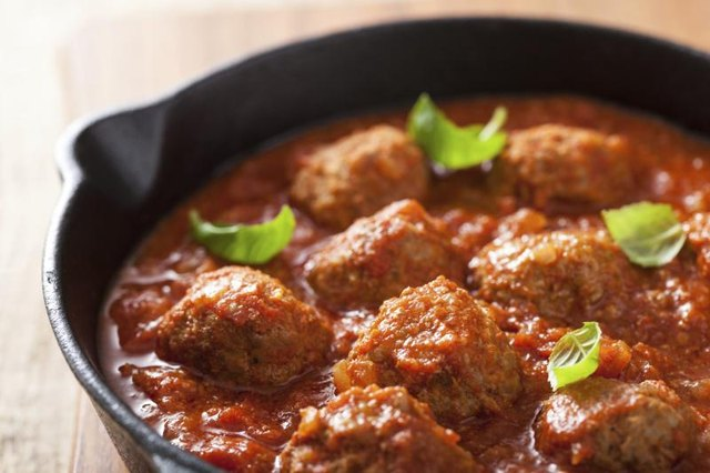 Are Meatballs Good for You?