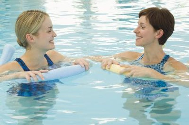 Swimming Aids for Adults
