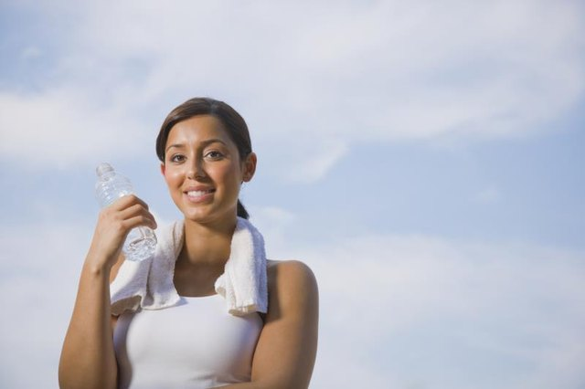 Smelling Ammonia After Exercise