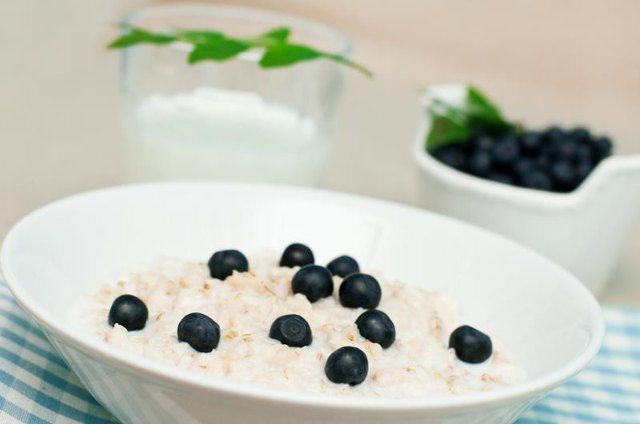 Oatmeal Water to Lower Cholesterol