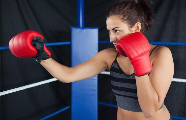 How Many Calories Are Burned With Boxercise?