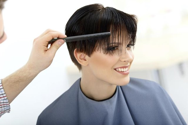 How to Grow Out Short-Cropped Hair