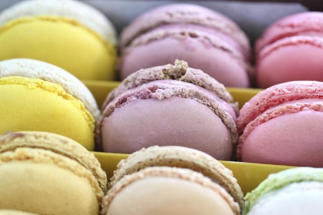 Calories in French Macaroons