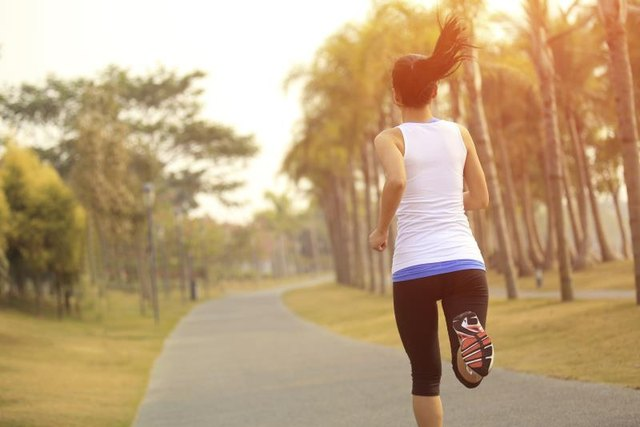 How to Jog in the Morning