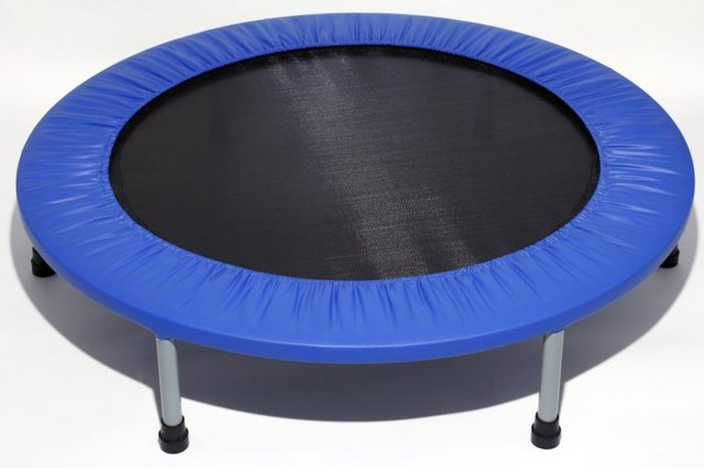 The Best Rated Mini-Trampoline Exercise Equipment