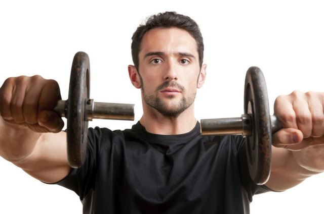 Middle Deltoid Dumbbell Exercises
