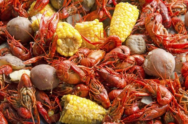 How to Cook Freshwater Crayfish