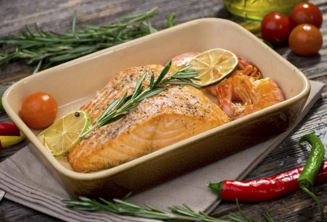Cooked Pink Salmon