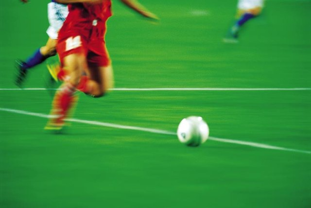 Circuit Training for Soccer Players