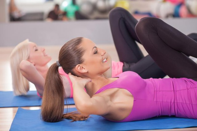 Good Situps for Your Lower Abs