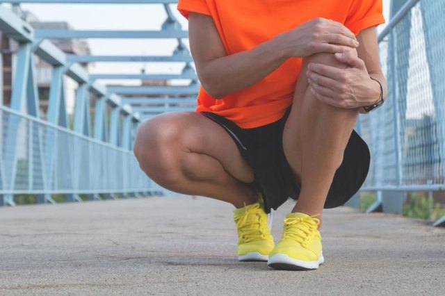 Does Muscle Scar Tissue Cause Pain During Exercise?