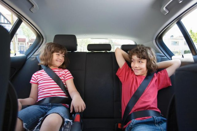 Booster Seat Age, Height and Weight Requirements