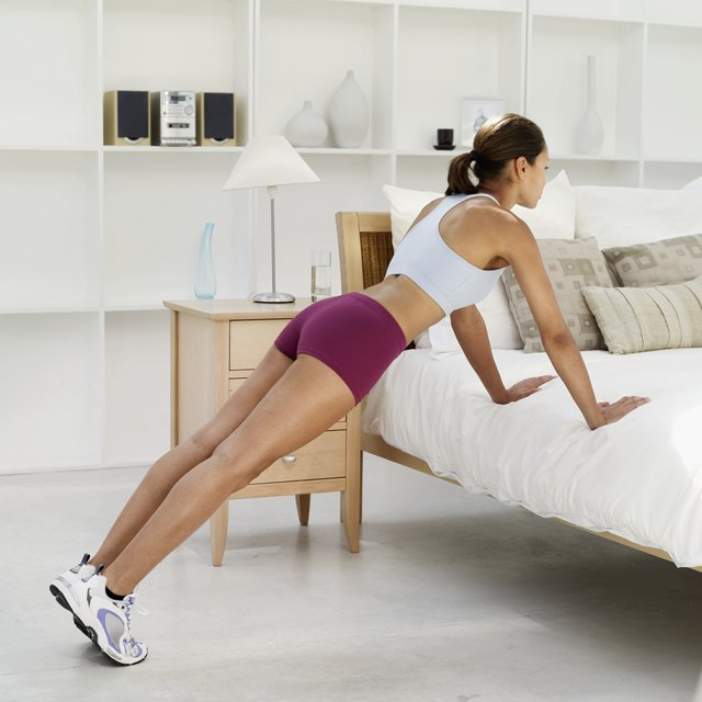 Hotel Room Workout: Get Fit on the Go