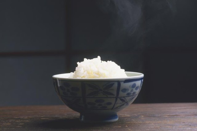 How to Re-Heat Cooked Rice