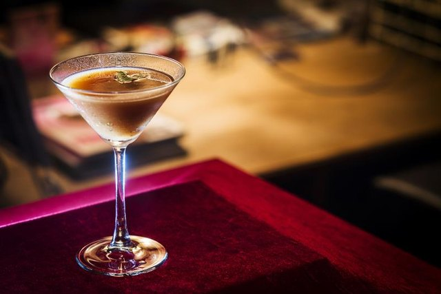 Chocolate Martini: How Many Calories?