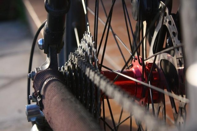 Mountain Bike Disc Brake Conversion