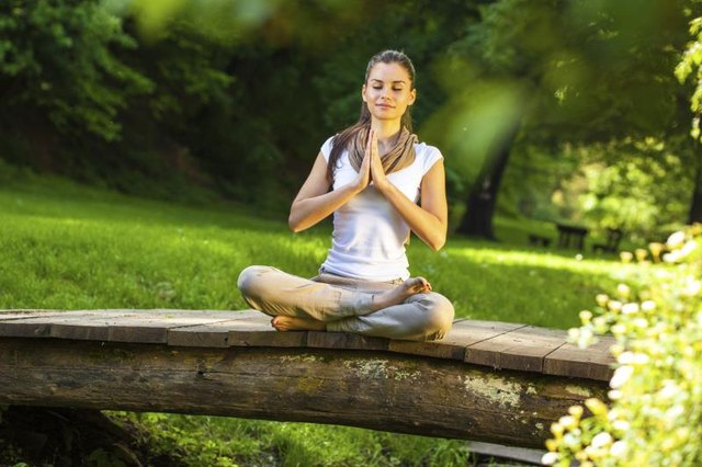 Yoga Breathing Exercises for Anxiety
