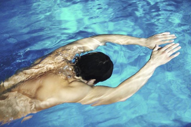 Does Swimming Cause White Spots?