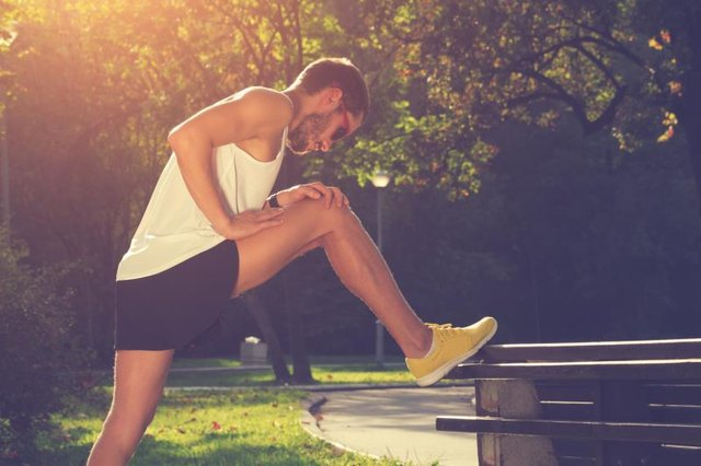 Can Over Stretching Cause a Burning Sensation in Your Legs?