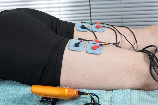 Electric Muscle Stimulation Devices to Strengthen Legs
