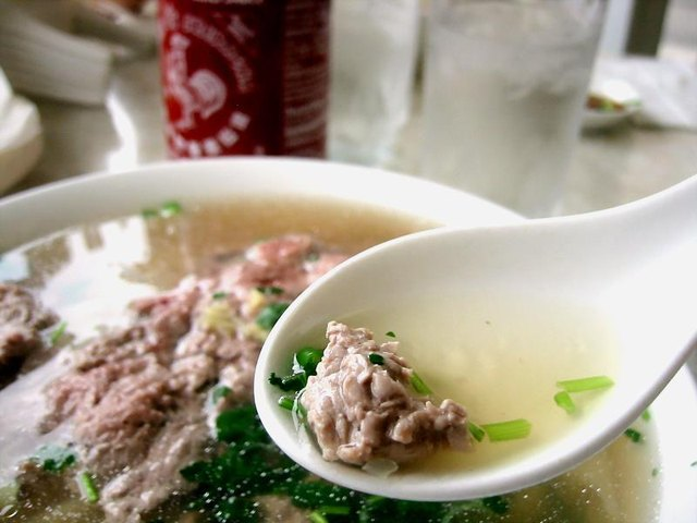 How Many Calories Does Beef Pho Have?