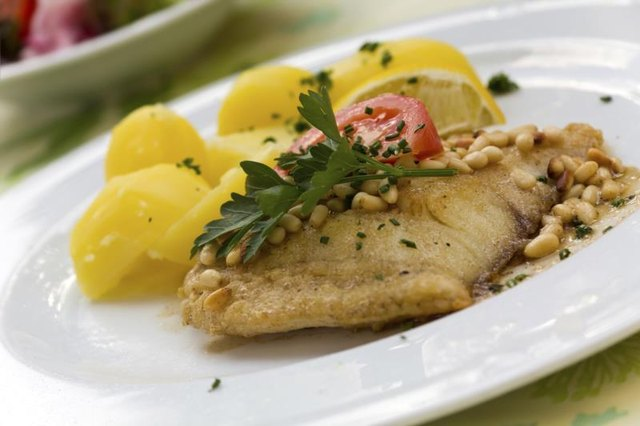 How to Cook Ocean Perch Fillets