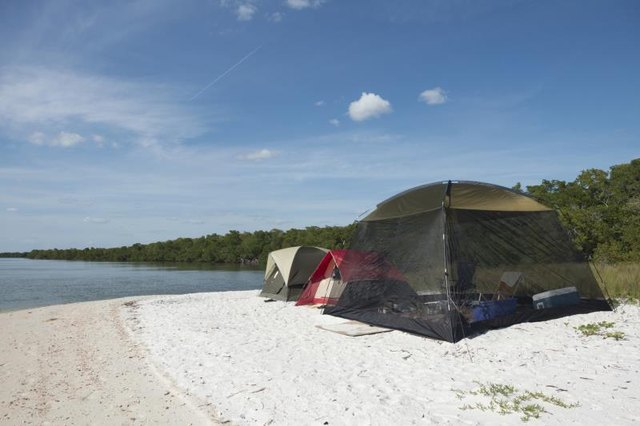 Campgrounds on the Ocean in Florida