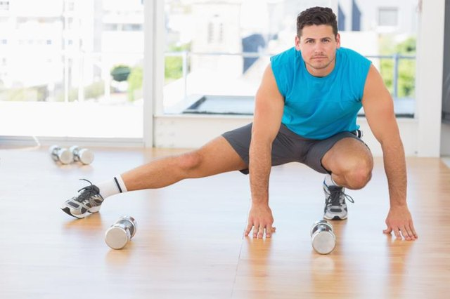 Do Leg Workouts Burn Belly Fat for Men?