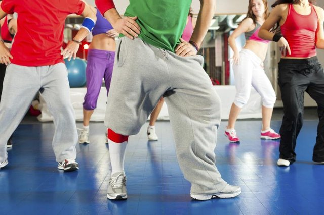 Description of Zumba Dancing