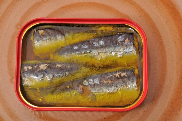 Nutrition Information for Beach Cliff Sardines
