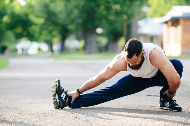 Exercises When Suffering From a Hamstring Strain