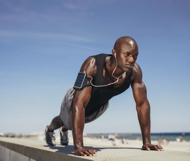 Muscles Worked With Decline Pushups