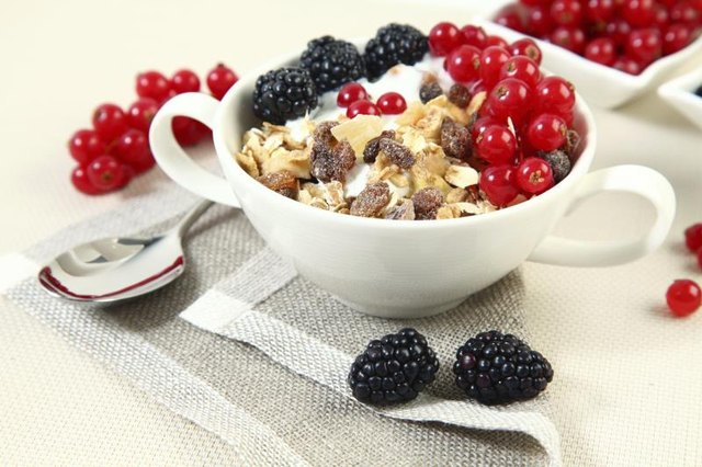Ideas for a Healthy Balanced Breakfast | LIVESTRONG.COM