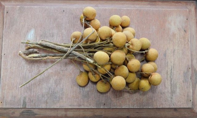 Effects of Eating Longan Fruit