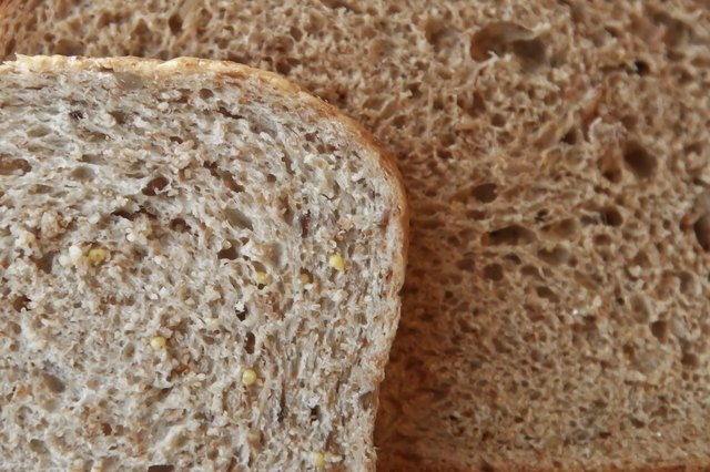 Sprouted Grain Bread Vs. Whole Wheat