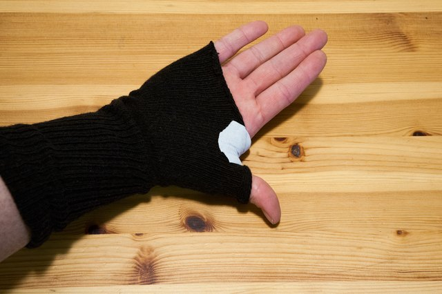 Homemade Night Splint